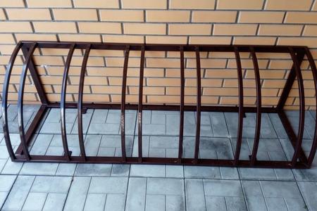 Производство велопарковок