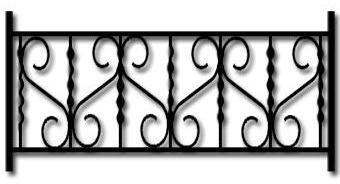 металлические заборы новосибирск