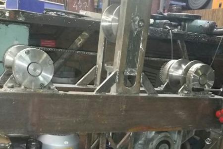 Производство трубогиба
